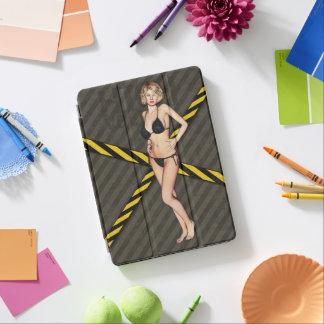 Industrielles Bikini-Baby iPad Air Cover