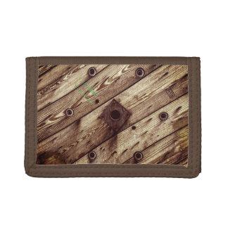 Industrielles rustikales Holz