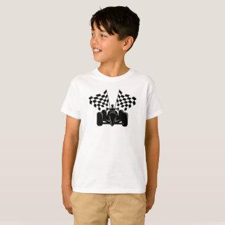 Indy Art-Rennwagen T-Shirt