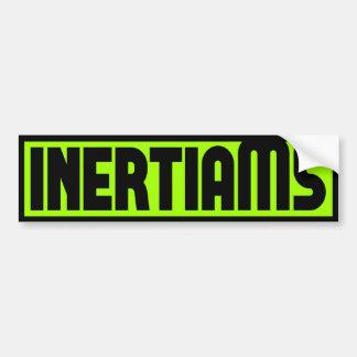 inertiaMS - BLOCK Aufkleber Autoaufkleber