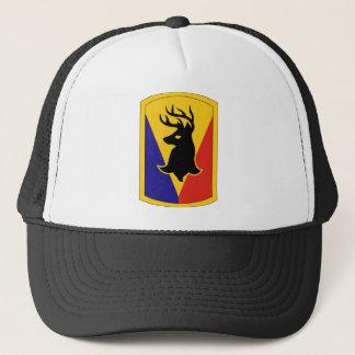 Infanterie-Brigaden-Kampfgruppe der Armee-87.  Truckerkappe