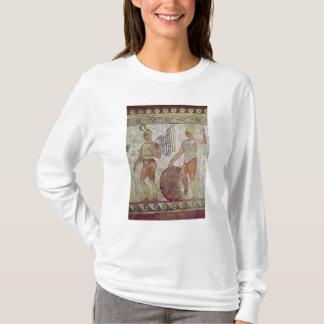 Infanteristen, Grabmalerei von Paestum T-Shirt