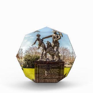 Infanteristen in Park Kelly Ingram Auszeichnung