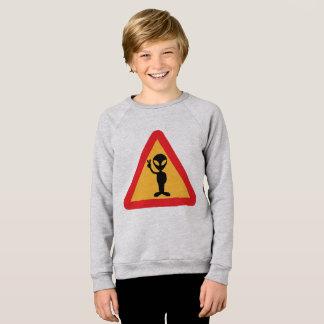 Infantiler Moleton ET Paz und Amor Sweatshirt