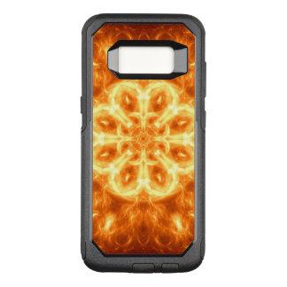 Inferno-Mandala OtterBox Commuter Samsung Galaxy S8 Hülle
