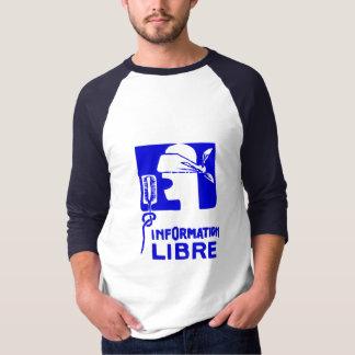 Informationen libre T - Shirt