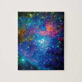 Infrarot-ESO Raum-Foto unordentlicheren 42 Puzzle