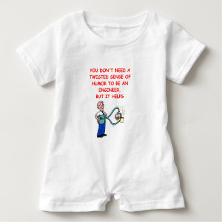 Ingenieur Baby Strampler