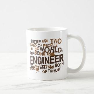 Ingenieur-Geschenk Tasse