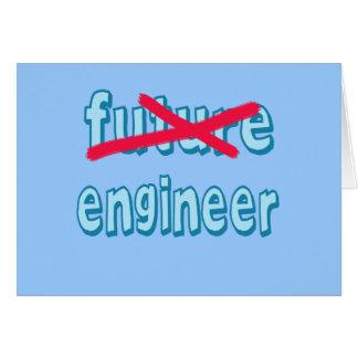 Ingenieur-graduierte Produkte Karte