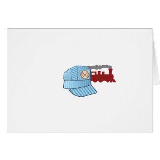 Ingenieur-Hut Karte