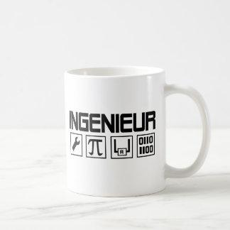 ingenieur Ikone Kaffeetasse