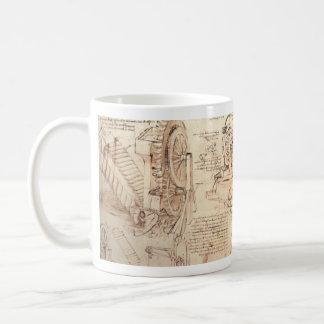 Ingenieur sieht Problem Kaffeetasse