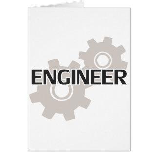 Ingenieur-Uhrwerk-Gänge Karte