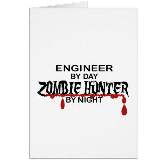 Ingenieur-Zombie-Jäger Karte
