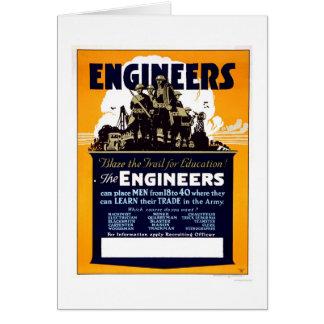 Ingenieure glühen die Spur für Bildung! Karte