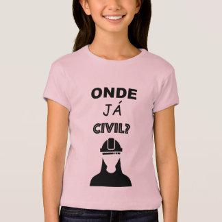 Ingenieurin T-Shirt