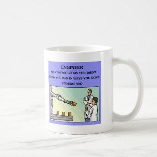 Ingenieurtechnikwitz Kaffeetasse