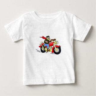 Ingo unterwegs baby t-shirt