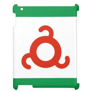 Inguschetien-Flagge iPad Hülle