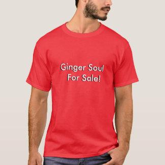 Ingwer-Soul   für Verkauf! , Ingwer-Soul für T-Shirt