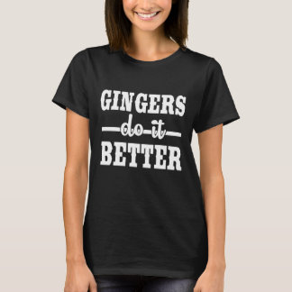 INGWER VERBESSERT ES T-Shirt