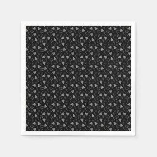Ingwerplätzchen Weihnachtsmuster Papierservietten