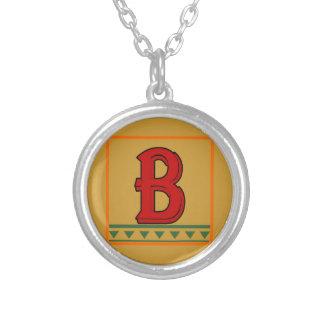 Initiale, italienisches gedenkwürdiges amuletten