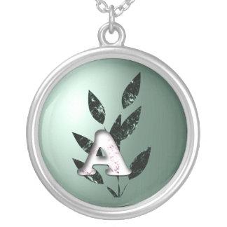 Initialen Amulett
