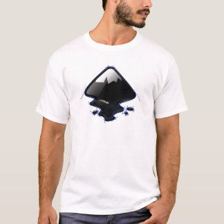 Inkscape Weg T-Shirt
