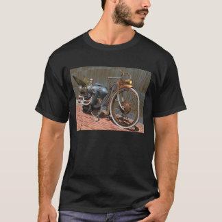 Inline-Dampf 1899 Trike T-Shirt