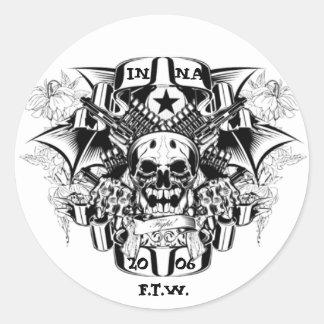 "INNA Sticker ""FTWInna"""