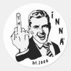 "INNA Sticker ""INNAfinga"""