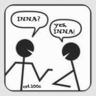 """INNA Sticker """"INNAguys"""""""