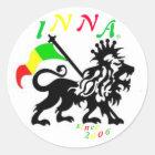 """INNA Sticker """"INNAlion"""""""