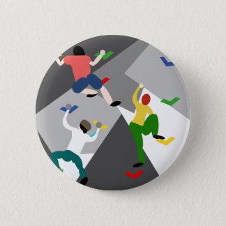 InnenKlettern Runder Button 5,7 Cm