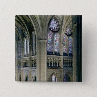 Innenraum der transept Überfahrt, gewidmet 121 Quadratischer Button 5,1 Cm