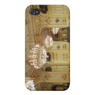 Innenraum des großartigen Salons iPhone 4 Cover