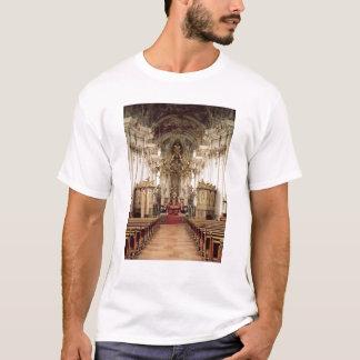 Innenraum, entworfen von Balthasar Neumann 1734-54 T-Shirt
