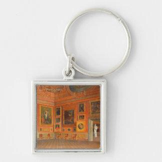 Innenraum im Medici Palast Schlüsselanhänger