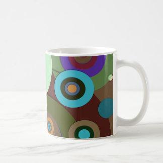 Innere Kreise #9 Kaffeetasse