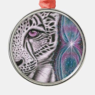 Innere Vision Silbernes Ornament