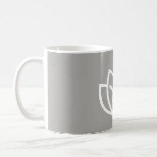 Innerer Friedensäußeres Schönheits-Logo - Kaffeetasse