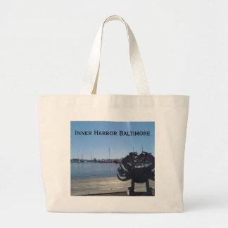 Innerer Hafen Einkaufstaschen
