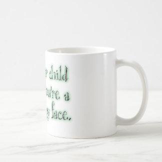 Inneres Kind Kaffeetasse
