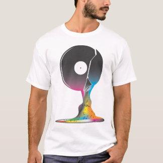 Innerhalb eines Vinyls T-Shirt