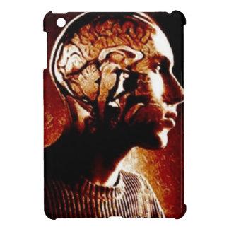 Innerhalb meines Kopfes Gehirn-Tätigkeit zeigend iPad Mini Hülle