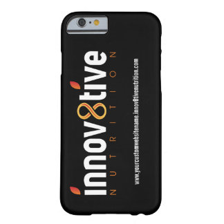 Innov8tive Nahrung Barely There iPhone 6 Hülle