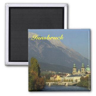 Innsbruck-Kühlschrankmagnet