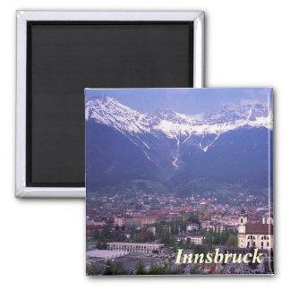Innsbruck-Magnet Quadratischer Magnet